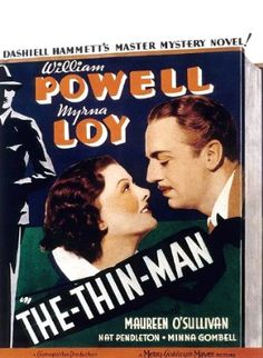 Movies The Thin Man - 1934
