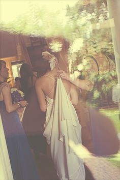 Ashford Manor wedding, photo by Heidi of our labor of love