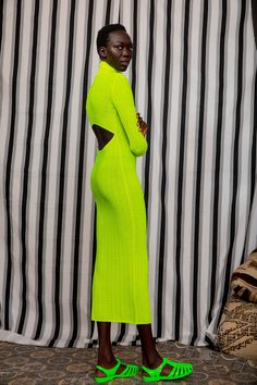 Victor Glemaud Resort 2019 Fashion Show Collection: See the complete Victor Glemaud Resort 2019 collection. Look 8