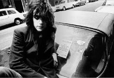Syd Barrett by Mick Rock