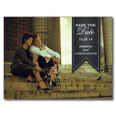 ==>>Big Save on          Save the Date Black & White Banner Postcard           Save the Date Black & White Banner Postcard We have the best promotion for you and if you are interested in the related item or need more information reviews from the x customer who are own of them before pl...Cleck Hot Deals >>> http://www.zazzle.com/save_the_date_black_white_banner_postcard-239479335217036698?rf=238627982471231924&zbar=1&tc=terrest