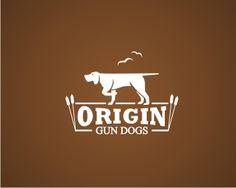 Origin Gun Dogs Logo design - Perfect design, Hunting dog breeder,kennel.. Price $350.00