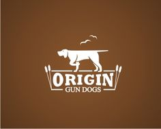 Origin Gun Dogs Logo design - Perfect design, Hunting dog breeder,kennel.. Price $350.00