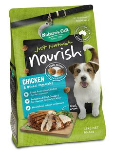 natures gift cat food