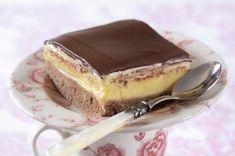 BeBe střecha s banánem | Apetitonline.cz Czech Recipes, Russian Recipes, Ethnic Recipes, Y Recipe, Something Sweet, Food Dishes, Tiramisu, Cookie Recipes, Cheesecake