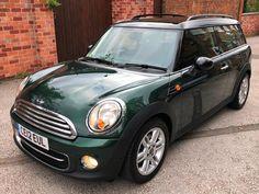 Mini Mini Clubman 1.6TD (112bhp) (Chili) Cooper D, FMDSH, £20 ROAD TAX, 12M MOT! Mini Cars For Sale, Mini Cooper For Sale, Mini Mini, Mini Clubman, 2 Keys, 12 Months, Vehicles, Chili