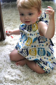 pillowcase dress- free pattern