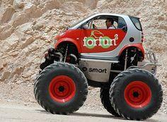 Smart Monster Truck?