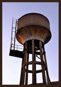 Water Tower, Nantes, 2013