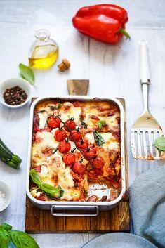 Midweek Meals, Home Food, Vegetable Pizza, Pasta Recipes, Quiche, Vegetarian, Vegan, Baking, Breakfast