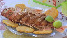 Este pescado, acompañado de plátano verde y limón es perfecto para recargar energías luego de las fiestas de #FinDeAño. Perfect meal to recharge after the holidays this year Refeição perfeita para recarregar após as férias este ano Gastronomia, Fiestas