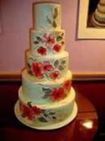 Elegant Bakery Wedding Cakes in Denver Colorado JK Pinterest