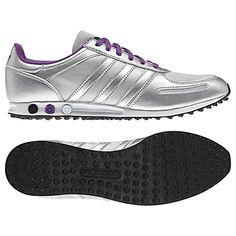90e502b4d5d adidas LA Trainer Sleek Shoes Roupas E Equipamento De Treino