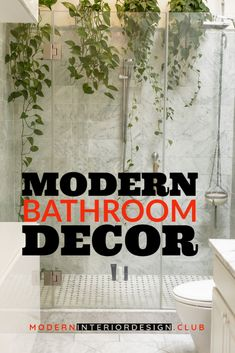 need a soak tub or a complete renovation to make your bathroom feel chic. You just need these affordable modern bathroom décor picks. ** Want to know more, click on the image. Interior Design Work, Bathroom Interior Design, Online Tutorials, Modern Bathroom Decor, Design Projects, Tub, Improve Yourself, Branding Design, Chic