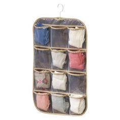 Household Essentials Jewelry/Stocking Organizer