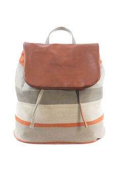 London Backpack by LBG Studio | Indiesew.com - has made changes to make it just a bit bigger