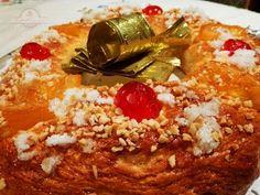 Roscón de Reyes - Receta Navideña - YouTube