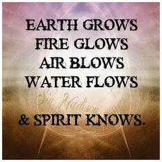 Spirit Knows...