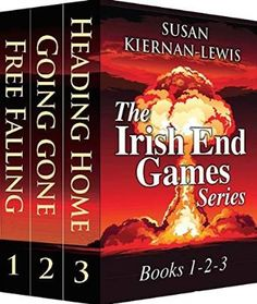 """The first three books in the Irish End Game series take an average American family and puts them in the middle of a post-apocalyptic melt-down in a rural setting in Ireland. Free Falling shows the family """"when the bomb drops"""" and how they're able to learn what they need to do to survive. Going Gone …"""