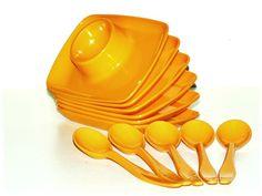Vintage Eierbecher von ZeitSprungVintage auf DaWanda.com