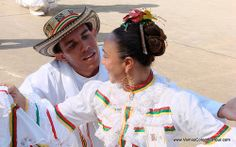 Cumbia Dancers at Barranquilla Carnaval, Colombia   Flickr