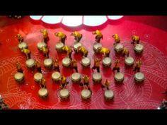 Drumming performance Chinese New Year