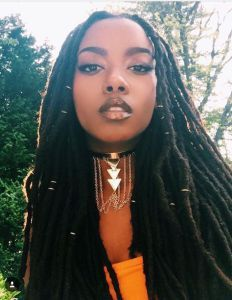 The detail of natural looking dreadlocks for black hair is cared about by almost any woman. Black Girls Rock, Black Girl Magic, Dreadlocks Updo, Dreadlock Hairstyles, Natural Afro Hairstyles, Blonde Dreads, Curly Hair Styles, Natural Hair Styles, Natural Beauty