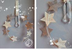 Côté Passion Couronne Noël 2 Christmas Trends, Christmas Mood, Noel Christmas, Christmas Wreaths, Christmas Crafts, Christmas Decorations, Xmas, Christmas Ornaments, Deco Table Noel