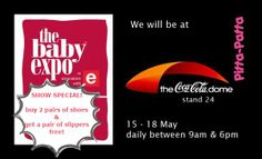 Baby show this weekend in JHB