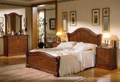 Resultado de imagen para camas clasicas de madera