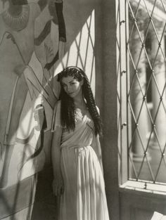 Vivien Leigh photographed by Cecil Beaton,