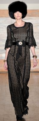 Temperley London Fall Winter 2012-13 Collection _033