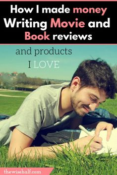 This is how I made money writing product, movie, book reviews. And just about anything that I like. .Make-money-writing-reviews