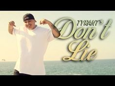 Tyrant-Don't Lie (Official Music Video) Soul Mates, Music Videos, Hip Hop, Album, Youtube, Musica, Hiphop, Youtubers, Youtube Movies