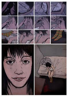 Artxe (Open-project) by Jon Juarez San Sebastián, Spain   Drawing   Storytelling   Illustration   