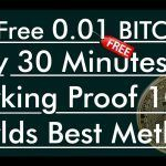 Earn 0.01 BITCOINS FREE In Every 30 Minutes Worlds Best Method | Freebitco.in Best Trick
