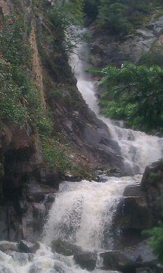 Reid waterfall, Skagaway Alaska. Beautiful hike up, and falls were flowing. Taken Aug 2014.