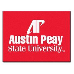 Austin Peay State University-Brushed Metal Tie Clip-Gold