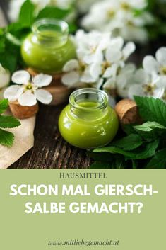 Did you know that Giersch also helps with rhema and gout? You can also prepare an ointment from the Giersch! Simply make valuable home remedies yourself! Cold Home Remedies, Natural Health Remedies, Herbal Remedies, Cooking With Turmeric, Ginger Benefits, Natural Treatments, Natural Healing, Herbalism, Healthy