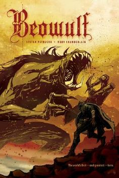 Beowulf - with some sick cover art! Don't know much about this translation.
