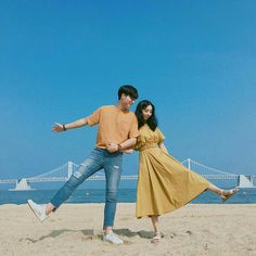 The end of one story is the beginning of another - - Couple Matching Couple Outfits, Matching Couples, Couple Posing, Couple Shoot, Couple Ulzzang, Couple Goals Cuddling, Korean Couple, Couple Photography Poses, Couple Aesthetic