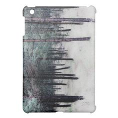 Woods iPad mini case.