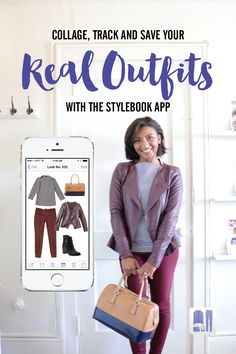 Wear a cute outfit everyday by planning your looks using photos of your real clothes with Stylebook.