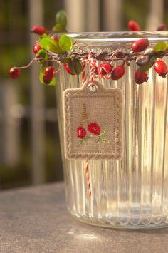 Fingerhut Dahlbeck Weihnachten Kreuzstich Winter Cross Stitching Christmas