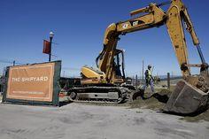 Neighborhood takes shape in Bayview-Hunters Point