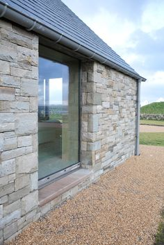Gallery of House in Blacksod Bay / Tierney Haines Architects - 17 Architecture Details, Modern Architecture, Houses In Ireland, Country House Design, Architect House, Stone Houses, Cabana, Exterior Design, Garage Design