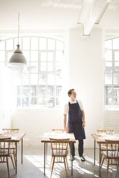 New restaurant Lyle's opens in Shoreditch's Tea Building