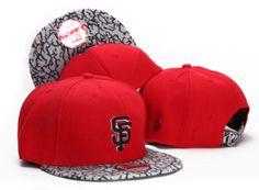 MLB San Francisco Giants Snapback Hat (30) , for sale online  $5.9 - www.hatsmalls.com