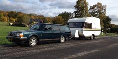 Volvo 240 Estate Classic (1993)  - Athlon | Tour of the Century