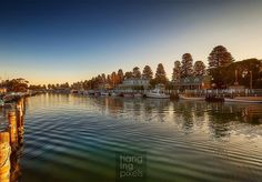 Sunset on Moyne River Port Fairy  : Canon 5D MKIII : Canon 16-35mm ƒ/2.8 II : 1/30 ISO400 ƒ/4 : Leefilters Grad ND 0.9 Soft : VIC AU  #amazing_australia #australia #australiagram #bestofaustralia #exploreaustralia #ig_australia #iloveaustralia #seeaustralia  #worldbestshot #wow_australia #ausfeels #visitvictoria #liveinvictoria #portfairy #portfairypics #greatoceanroad #VisitGreatOceanRoad #warrnambool #destinationwarrnambool #moyneriver #sunset #jetty #marina #boat #yatch #leefilters by…